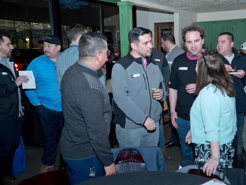LatinoBuilt Foundation Programs-Networking